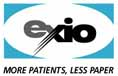 EXIO - MORE PATIENTS, LESS PAPER